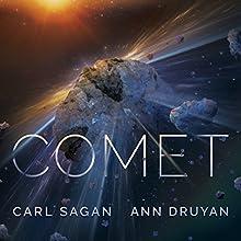 Comet Audiobook by Carl Sagan, Ann Druyan Narrated by Seth MacFarlane, Bahni Turpin