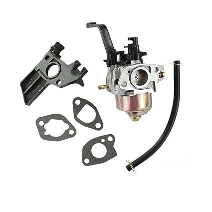 Janrui Carburetor with Gasket for Huayi Craftsman Tiller 208CC 247 299341  170-VU 247 299320 170-VOA Gas Engine