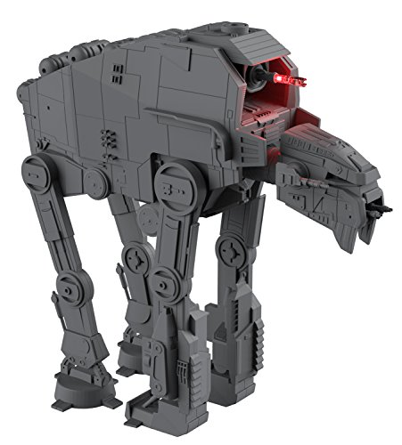 - Revell Snaptite Build and Play Star Wars: The Last Jedi! First Order Heavy Assault At-M6 Walker