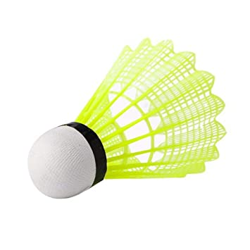 Amazon.com : GZQ 12 Packs Badminton Shuttlecocks Training Sport Feather Badminton Balls for Indoor Outdoor Game Exercise : Sports & Outdoors