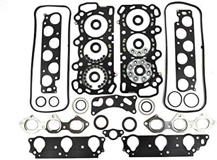ITMエンジン部品09–11809円柱ヘッドガスケットSet 1999–2001アキュラ/ Honda 3.2l / 3.5L v6、j32a1/ j35a1、TL、Odyssey