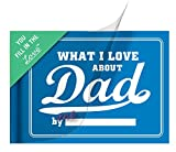 Knock Knock What I Love about Dad Fill In The Love Journal 画像5