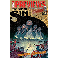 August 2014 Marvel Previews (English Edition)