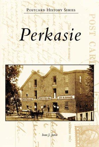 Abundance Postcard (Perkasie (Postcard History: Pennsylvania))