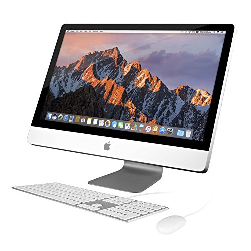 Apple iMac MC813LL/A 27-Inch Desktop (Renewed) (Apple New Computers Desktop)