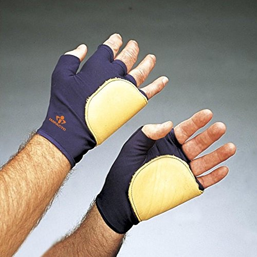 Impacto Ergonomic Anti-Impact Glove Palm/Side Protection - MD - Pair