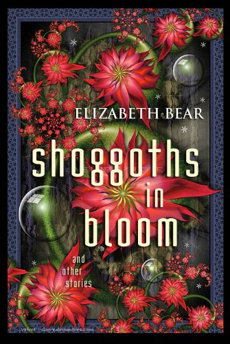 Book cover for Shoggoths in Bloom