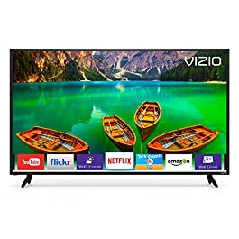 "VIZIO D-Series 50"" (49.5″ Diag.) Ultra HD Full-Array LED Smart TV"