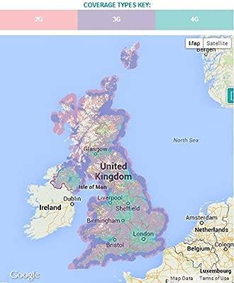 travSIM Tarjeta SIM para Reino Unido, Inglaterra, Escocia, Irlanda ...