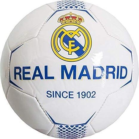 OSG Real Madrid - Balón de fútbol (Talla 5): Amazon.es: Deportes y ...