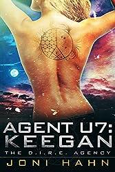 Agent U7: Keegan (The D.I.R.E. Agency Series Book 7)