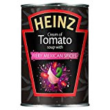 Heinz Cream of Tomato with Fiery Mexican Spices (400g) - Pack of 2