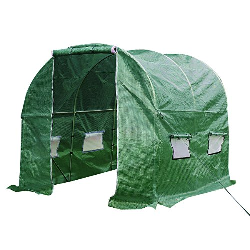 Generic-YCUS150713-059-808641-Gardennhouse-Walk-Walk-In-Tunnel-10x7x7-Larger-Green-House-Heavy-Duty-Greenhouse-Outdoor-Garden-10x7x7-L