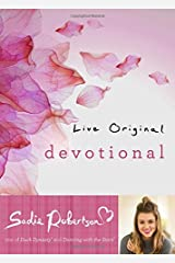Live Original Devotional Hardcover