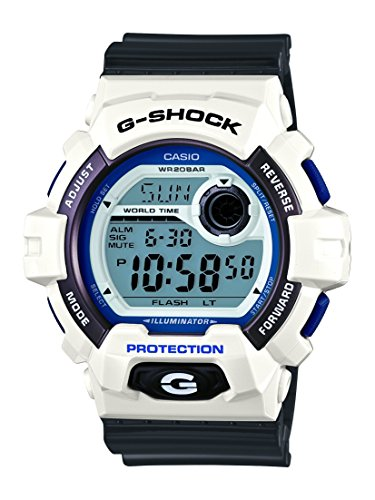 Casio Shock Trending White G8900SC 7