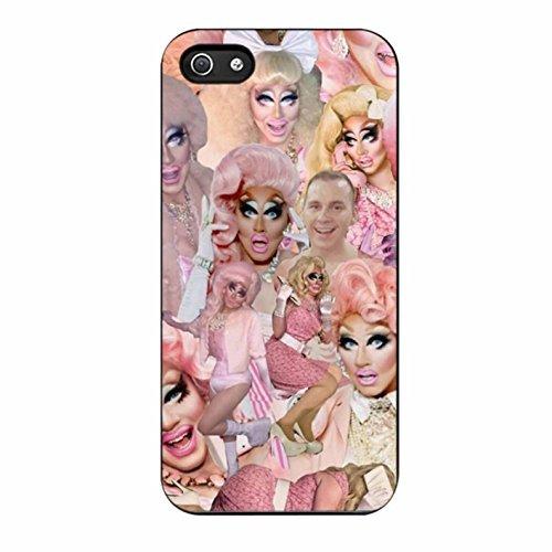 Rupaul S Drag Race Trixie Mattel Case / Color Black Plastic / Device iPhone 5/5s