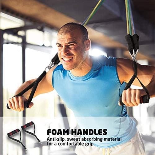 Terra Hiker Bandas Elasticas Resistencia, para Fitness ...