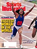 img - for SPORTS ILLUSTRATED: JULY 25, 1988- Florence Griffith Joyner Cover book / textbook / text book