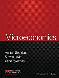 Microeconomics (Internatonal Edition)