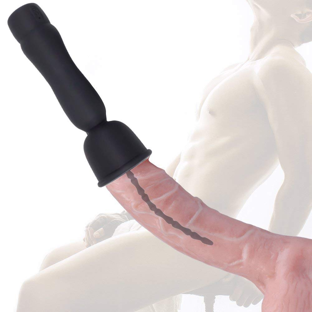 Dilatador Uretral Masajeador Glans de Silicona Vibrador del Enchufe del Pene, Juguete Uretral con 17 Modos de Vibración Recargable para Hombres: Amazon.es: ...