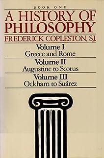 FREDERICK COPLESTON HISTORY OF PHILOSOPHY VOLUME 1 PDF