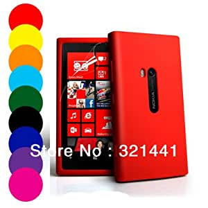 ModernGut For Nokia Lumia 9 Case Candy Color Fashion Soft Silicone Back Cover For Nokia Lumia 9 + Free Gift Stylus Pen 9 Colors