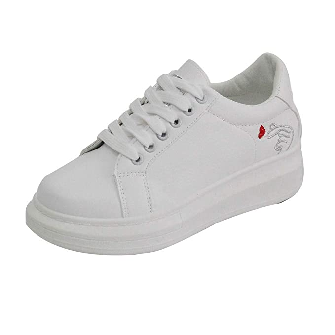 Sneaker Casual Da donna Scarpe Modaworld Donna Sportive 0EqxawxO6