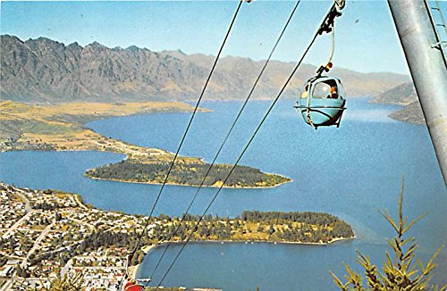 (Queenstown Gondola New Zealand Postcard)