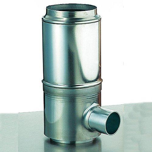 Regenwasser-Filter-Sammler aus Titanzink