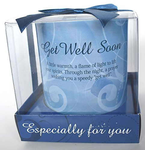 Get Well Soon Candle