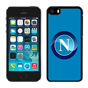 Unique DIY Designed Case For iPhone 5C With Soccer Club Napoli Football Logo Cell Phone Case
