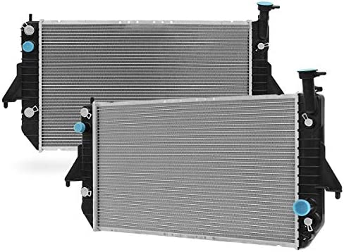 Aluminum Radiator fits Chevy GMC Astro Safari 4.3L V6 1996-2005