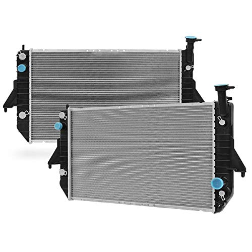 CU1786 Radiator Replacement for Chevrolet Astro GMC Safari 1996 1997 1998 1999 2000 2001 2002 2003 2004 2005 V6 4.3L