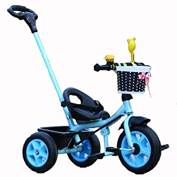 Axdwfd Infantiles Bicicletas Triciclo para niños 2-6 años de ...