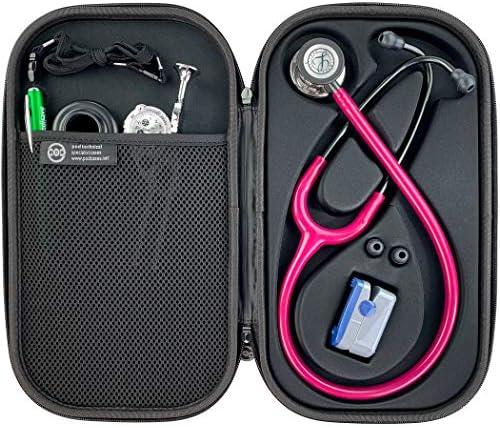 Pod Technical Cardiopod II - Funda para estetoscopios Littmann, color rosa: Amazon.es: Salud y cuidado personal