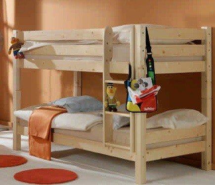 AVANTI TRENDSTORE - Knuth - Letto a castello in legno massiccio di ...