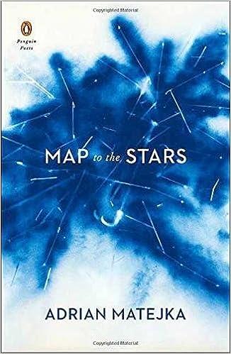 Amazoncom Map to the Stars Penguin Poets 9780143130574