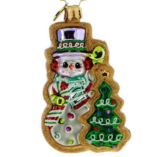 Christopher Radko Frosty Sweet Treat Gem Ornament (Favorite Ornament Frostys)