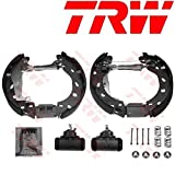TRW GSK1558 Brake Shoes Kit And Fit by TRW