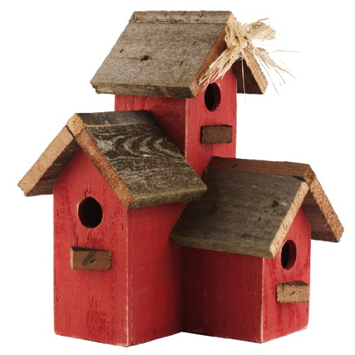 Made in Oregon Red Birdhouse ()