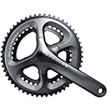 Shimano Ultegra 6800 Groupset Road Bike (Compact 53/39T, 172.5mm, 11 Speed, Short Cage