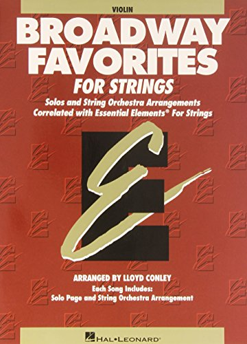 Essential Elements Broadway Favorites for Strings - Violin - Best Buy Lloyd Center