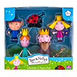 Ben & Holly's Little Kingdom Collectable 5 Figure Pack