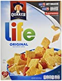 Quaker Life Cereal, 13 oz