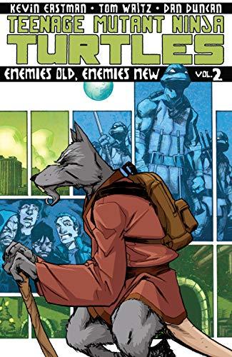 Amazon.com: Teenage Mutant Ninja Turtles Vol. 2: Enemies Old ...