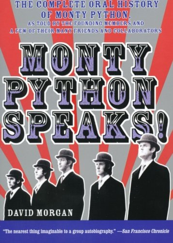 Monty Python Speaks