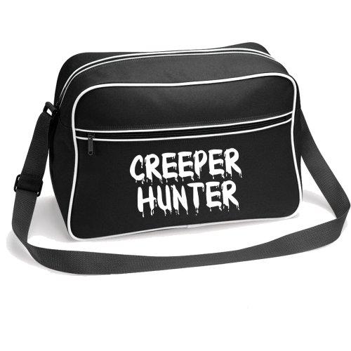 Shoulder Retro Hunter Black Creeper Bag HwEpFAAqU
