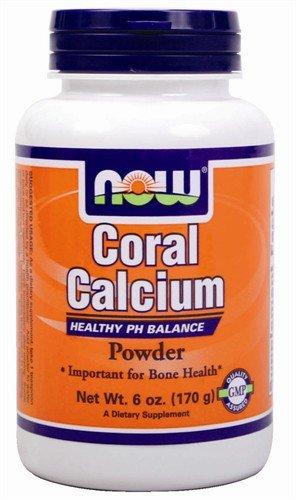 NOW Foods CORAL CALCIUM POWDER