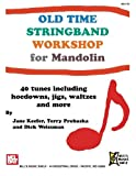 img - for Old Time Stringband Workshop for Mandolin book / textbook / text book