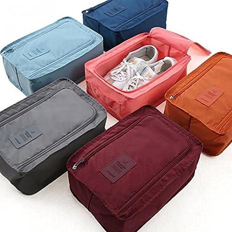 Vepson Portable Waterproof Shoes Bag Organizer Storage Pouch Pocket
